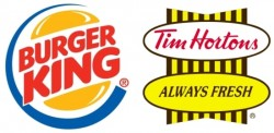 Logo de Restaurant Brands International