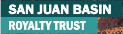 San Juan Basin Royalty Trust logo