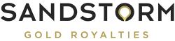 Sandstorm Gold logo