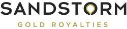 Sandstorm Gold Ltd. logo