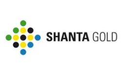 Shanta Gold logo