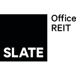 Slate Office REIT logo