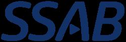 SSAB Svenskt Stal logo