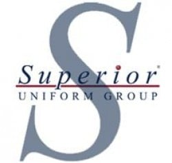 Superior Uniform Group logo