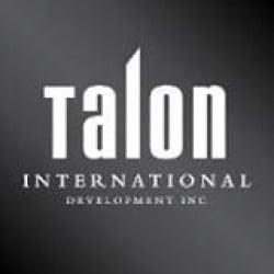 Talon International logo