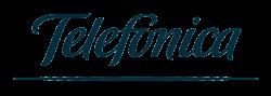 Telef�nica logo