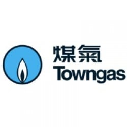 The Hong Kong and China Gas logo
