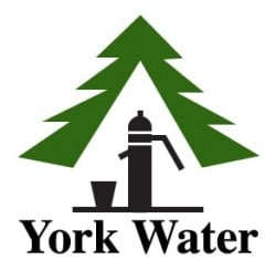 The York Water logo