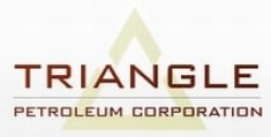 Triangle Petroleum logo
