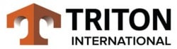 Triton International logo