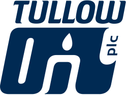TULLOW OIL PLC/ADR logo