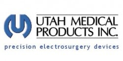Utah Medical Products logo