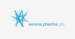 Verona Pharma plc - American Depositary Share logo