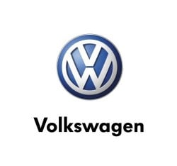 VOLKSWAGEN AG Sponsored logo