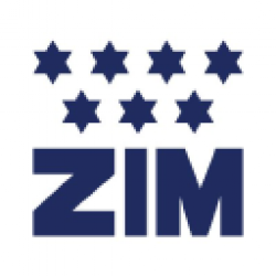 ZIM Integrated Shipping Services logo