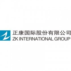 ZK International Group Co Ltd logo